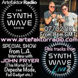 THE SYNTH WAVE SHOW 'JOHN FRYER INTERVIEW' (SWS35)