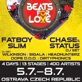 Beats4Love Festival Ostrava
