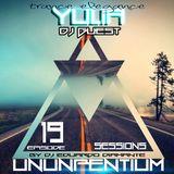 UNUNPENTIUM SESSIONS EPISODE 19 [SPECIAL DJ GUEST TRANCE ELEGANCE YULIA]