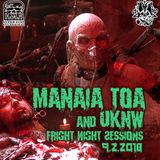 Fright Night Sessions #20 b2b UKNW