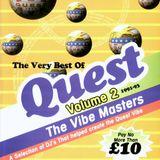 THE BEST OF QUEST  VOL 2 - DJ PILGRIM 1993