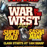 War in The West - Super Gold v Sashamane@Cool Runnings Houston Texas 5.5.2018
