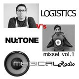 Magical - Nu Tone vs Logistics Mixset Vol.1