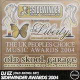 DJ EZ - Old Skool Set - Sidewinder Awards 2004