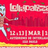 Flosstradamus @ Palco Trident Stage, Lollapalooza Sao Paulo, Brazil 2016-03-12