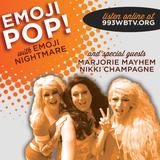 Emoji Pop! on WBTV-LP - 2017.10.29 (w/ Burlington's A Queens)