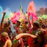 #Passport to happiness 001 ( special Happy holi)