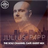 SCCGM011 - Julius Papp - Sole Channel Cafe Guest Mix - January 2018