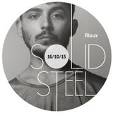 Solid Steel Radio Show 16/10/2015 Hour 2 - Rioux
