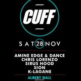2015.11.28 - Amine Edge & DANCE @ CUFF - Albert Hall, Manchester, UK