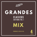 Grandes Clasicos Editions Mix Vol.1 By Kevin VDj LCE 2016
