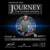 Journey - 53 guest mix by Tuxedo ( Poland ) on Cosmos Radio [14.03.18]