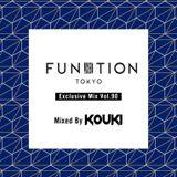 FUNKTION TOKYO Exclusive Mix Vol.90 Mixed By DJ  KOUKI