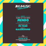 Kumusic Radioshow Ep.179 - Guest of the week: Mendo