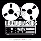 80's Classic House Mix - DJ Carlos C4 Ramos