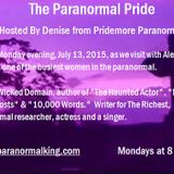 The Paranormal Pride-Alex Matsuo - 7-13-15
