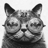 My Technodrum Podcast #21 ( Herr Oppermann )