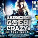 Just-K @ Aarschot Goes Crazy Up Into 2018 Festival (Real Retro House Stage)