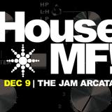 HouseMF! December 2016 +RCVR (closing VINYL set)