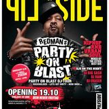 FLIPSIDE presents REDMAN's Party on Blast - Klangwelt 19.10 - Best of Redman Mixtape