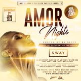 @AMOR.NIGHTS PROMO MIX | RnB, Hip Hop, Bashment & Afro Beats