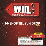 WIN FETE MIX (BOXING DAY) SHOP TILL YUH DROP AT TWILIGHT