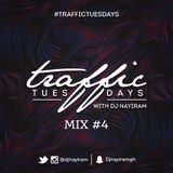 Traffic Tuesdays Mix #4  Afrobeat Vibes 6-13-2017