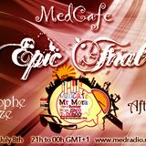 Med Cafe Ultimate EP (15-07-2012) - Christophe Goze Session