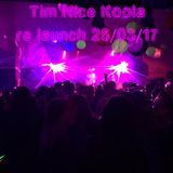 Tim Nice Live @ Koola Re-Launch 25/03/2017