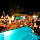 Night Time Poolside - Ruf Dug live @ Pikes
