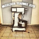 Mixelixer yearmix 2015