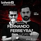 Fernando Ferreyra @ Dreamers Showcase Bs As Bahrein 08-09-2018 (Parte 1)