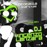 Lux Lounge Bar ::: Vinyl Set :: Dj Vincenzo Lanzara :: Friday  03.02.2018