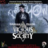 Cranium titanium 20170313 Feat The Vicious Head Society