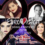 Eurovision Malta - MESC SPECIAL 1/4 (4th January 2018)