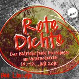 Bee Lincoln - Rote Dichte Festival - Betriebsfeier Ferienlager - 11.07.15