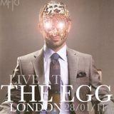 MFTD Live at the EGG London 28/01/11