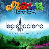 Live @ Motion Notion Festival 2016, Nest Dome stage  [FREE DOWNLOAD]