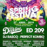 Perfect Kombo - Spring Breaks (Promo Set)