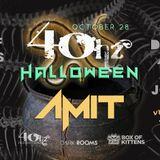 40hz Halloween 2017