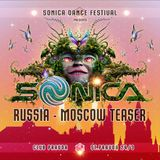Satori Panic @ Sonica Russian Teaser 2018 Alter Stage (Dj Set)