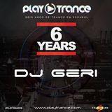 DJ Geri @ 6Th Anniversary PlayTrance Radio