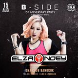 ELZA NOEY Live B-Side 1st Anniversary Party @ DNAClubBangkok