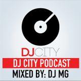 DJ City Podcast 17.07.2017 - DJ MG