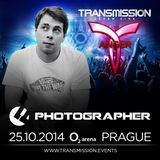 Photographer – Transmission 2014 Live Broadcast [25.10.2014]