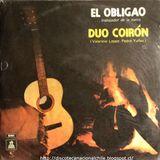 Duo Coirón (Valericio Leppe - Pedro Yañez): El obligao... trabajador de la tierra. LDC-35233. 1970