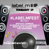 Label M festival Mix 2014