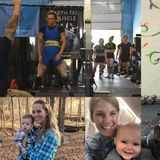 GYMLAIRD 37 - Powerlifting Before and After Pregnancy