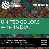 UNITED COLORS with INDIA. Radio 038: (Mashups, Gidha Panjabi, Spanish, Bollywood)