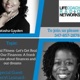 Financial Fitness- Let's Get Real About Our Finances